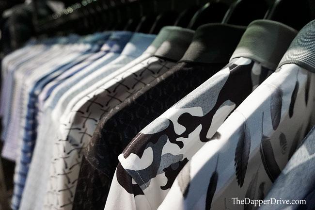 greyson golf apparel