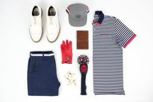 stylish golf apparel