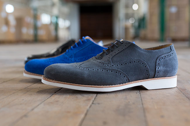 Footjoy 1857 wingtips