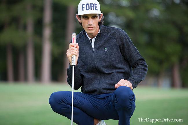 golf track jacket